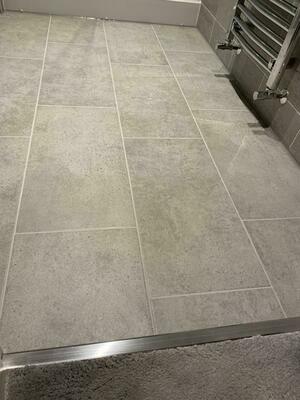 Ash Porcelain Floor Tiles 60 x 30 cm