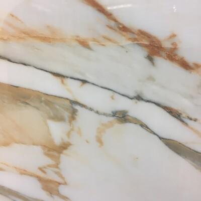 Onyx Marfil Gloss Glazed Porcelain Tiles 120 x 60 cm