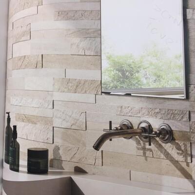 Beige Feature Porcelain Tiles 30.3cm x 61.3 cm