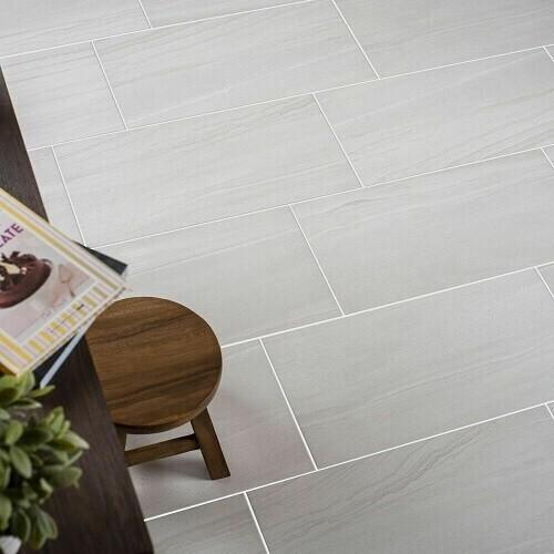 Light Stone Porcelain Tiles 60 x 30 cm