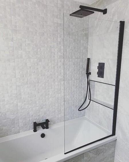 Cubic Indic Grey 25 x 44.3 cm
