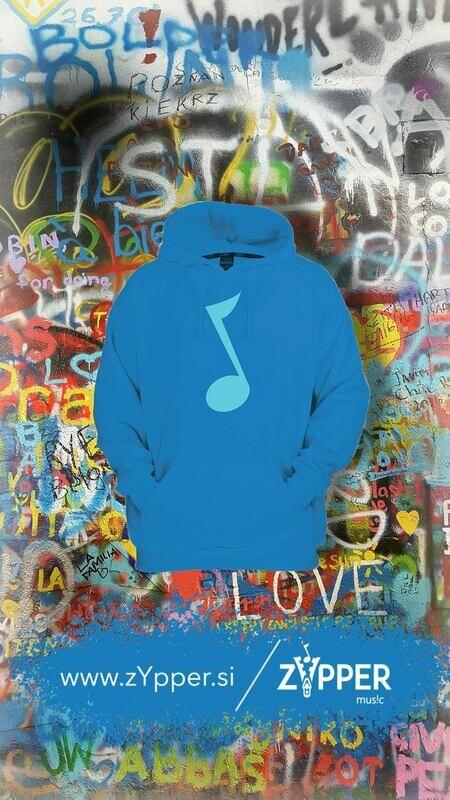 Hoodie - zYpper Music
