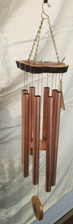 The Cedar Chorus 8 Tube Chime