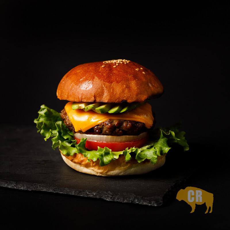 Moors Burger