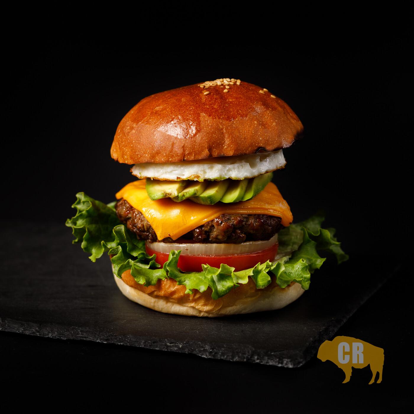 Ghent Burger