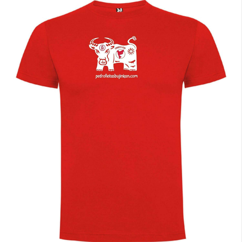 Camiseta Año Buey