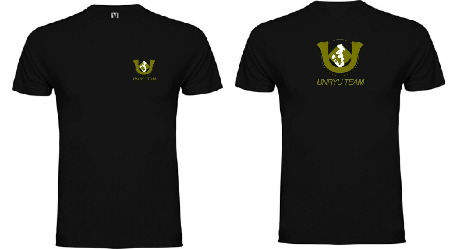 Camiseta Unryu team