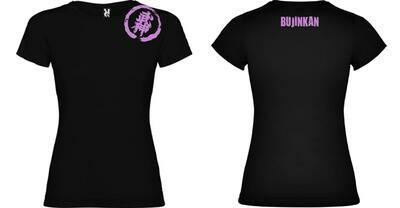 Camiseta Bujin Mujer