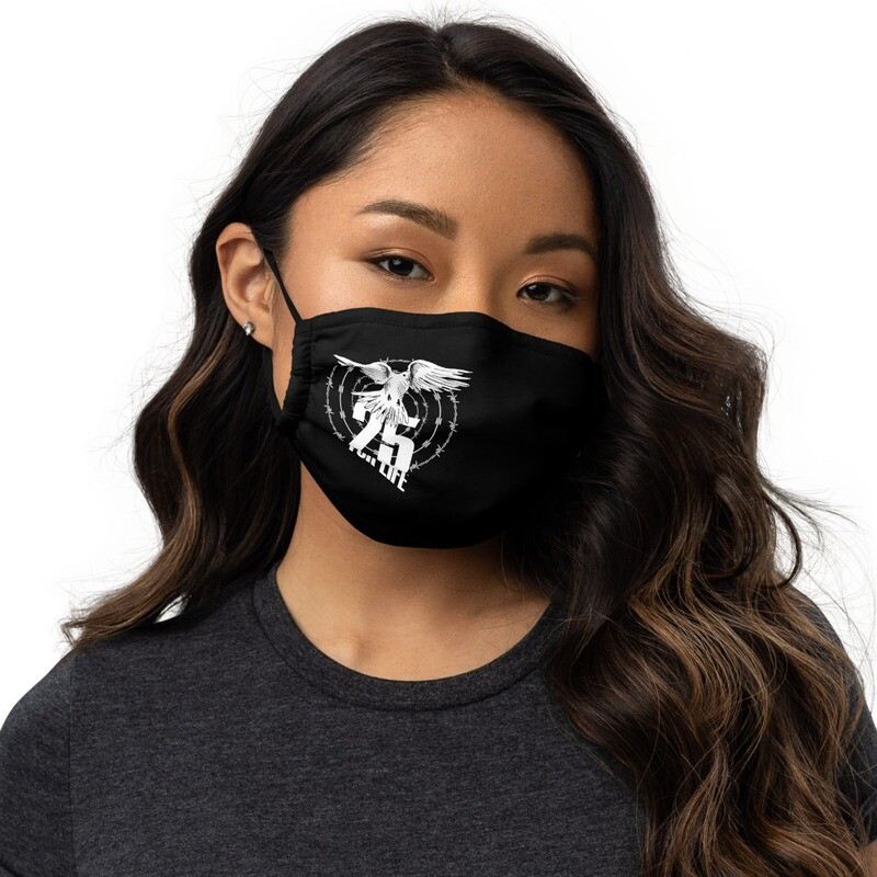 25 For Life Facemask