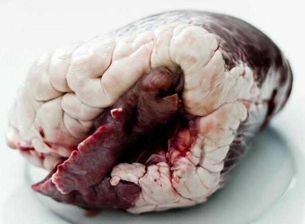 Pork Heart 30lbs