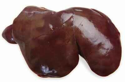 Lamb Liver 10lbs