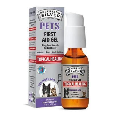 Pets First Aid Gel - 1 oz