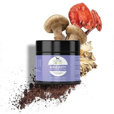 Immunity- Organic Mushroom Mix