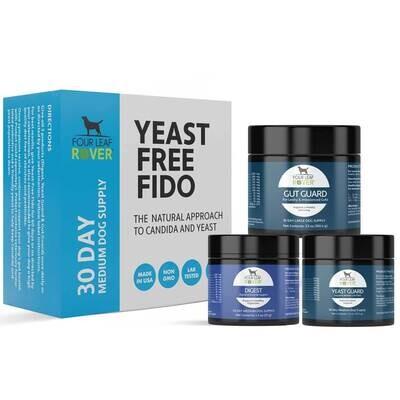 Yeast Free Fido Kit