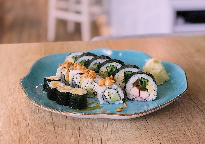 LITTLE KYOTO 14 szt. sushi
