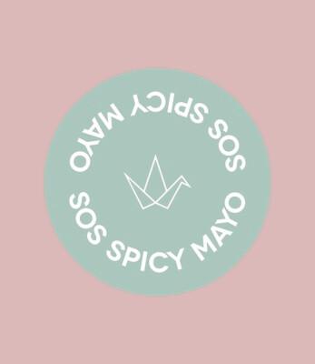 Sos Spicy Mayo 50 ml