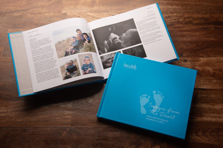 "Sponsor - Heartfelt Book - ""Images from the Heart"""