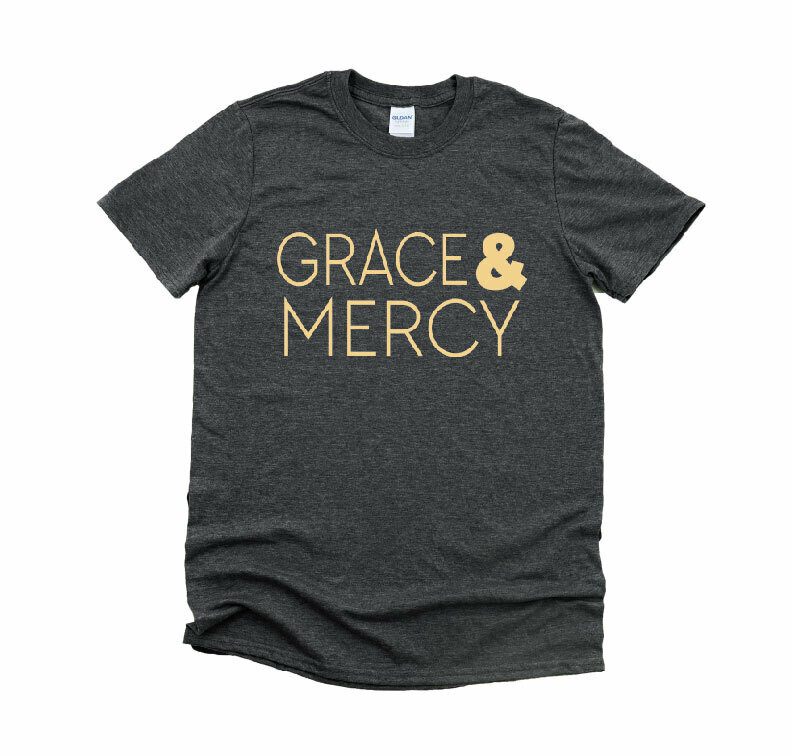 GRACE AND MERCY TEE