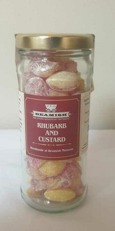 Beamish Rhubarb & Custard Sweets