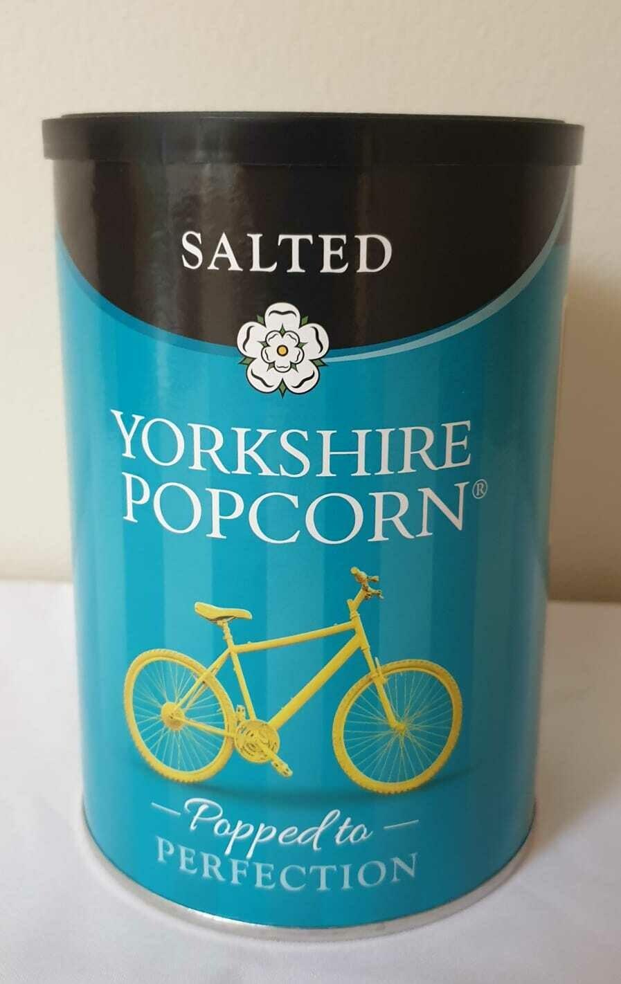 Yorkshire Popcorn Salted