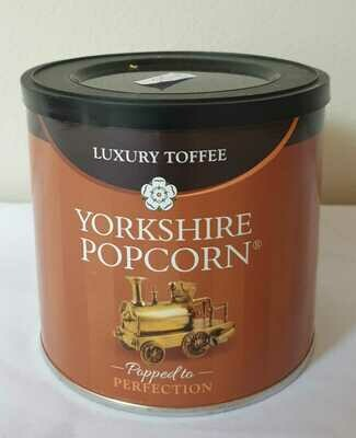 Yorkshire Popcorn Luxury Toffee
