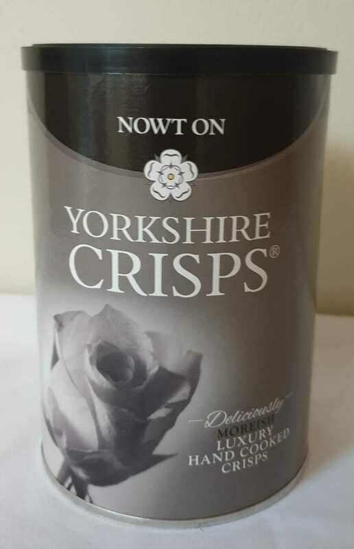 Yorkshire Crisps Nowt On