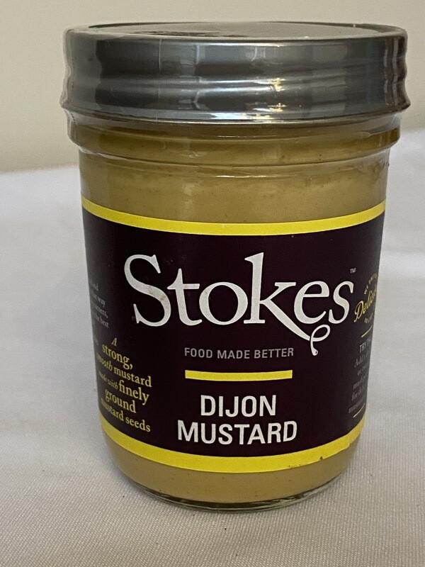 Stokes Dijon Mustard
