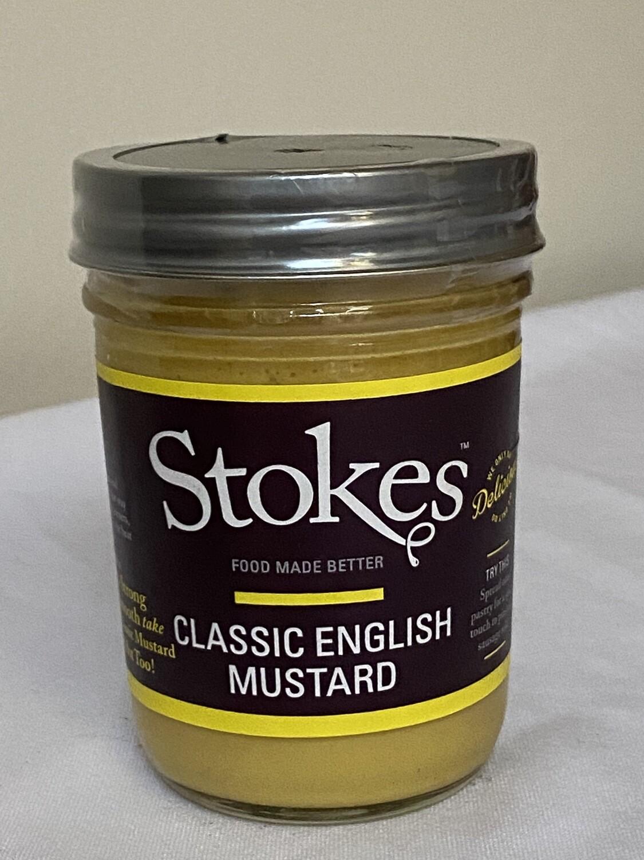 Stokes Classic English Mustard