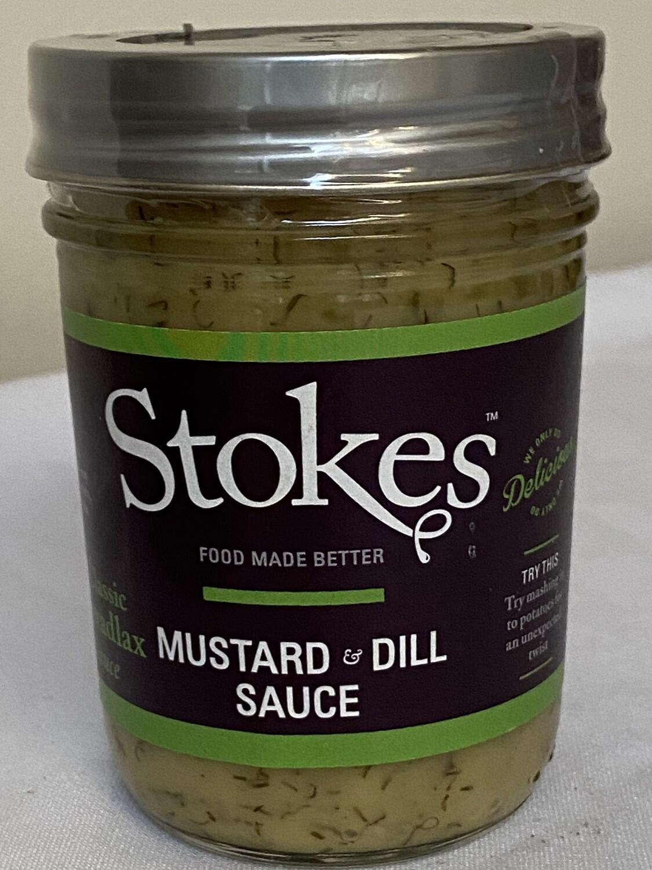 Stokes Mustard & Dill Sauce