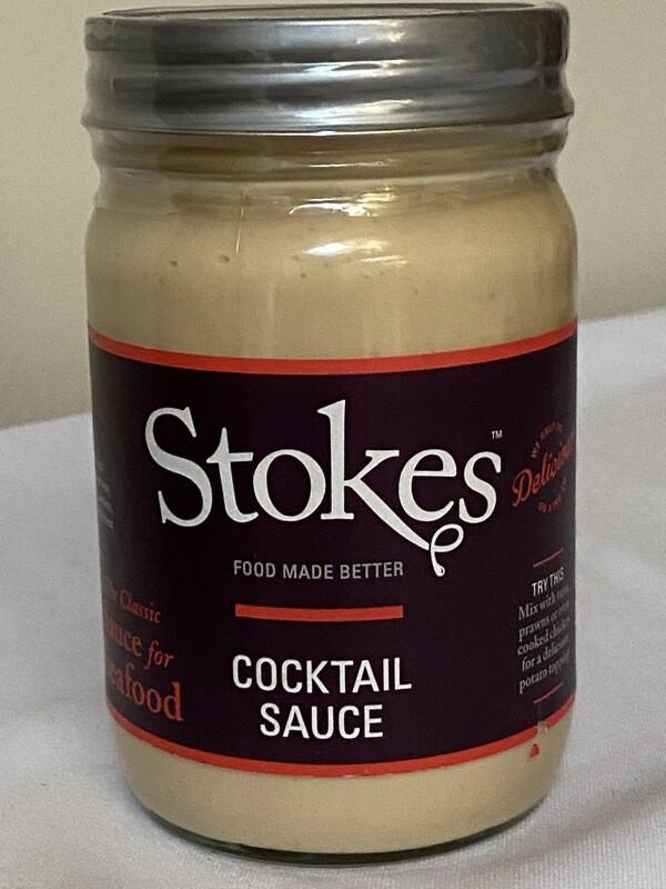 Stokes Cocktail Sauce