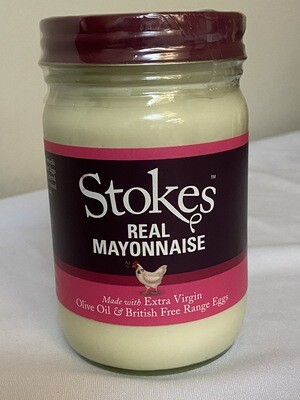 Stokes Real Mayonnaise