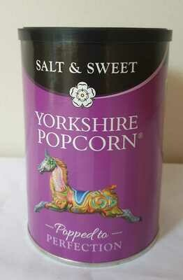 Yorkshire Salt & Sweet