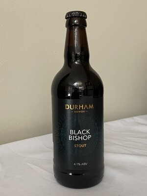 Durham Brewery Black Bishop Stout 7%