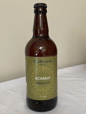 Durham Brewery Bombay English IPA 7%