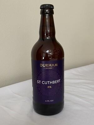 Durham Brewery St Cuthbert IPA 6.5% ABV