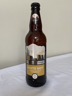 Consett Ale Works White Hot Alc 4.0% Vol