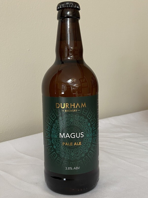 Durham Brewery Magus (Pale Ale) 3.8% ABV