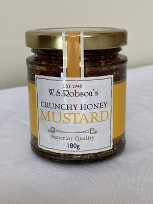 Tweedside Crunchy Honey Mustard