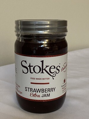 Stokes Strawberry Jam