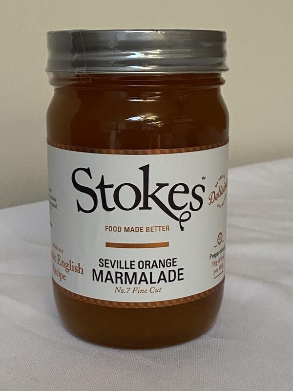 Stokes Seville Orange Marmalade Fine Cut