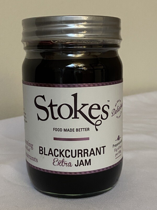 Stokes Blackcurrant Jam