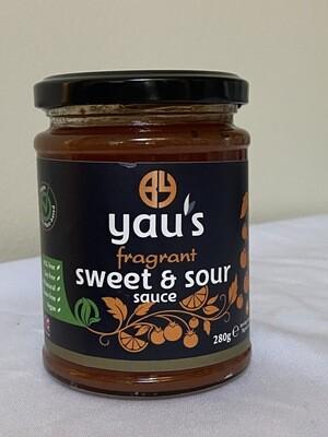 Yau's Sweet & Sour Sauce