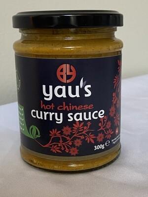 Yau's Hot Chinese Curry Sauce