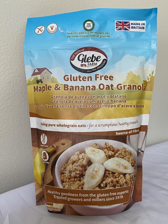 Maple & Banana oat Granola