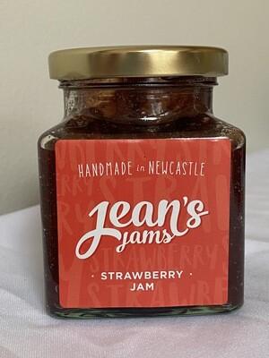 Jean's Srawberry Jam