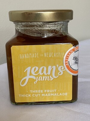 Jeans Three Fruit Thick Cut Marmalade