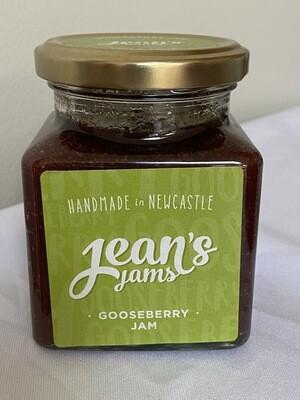 Jean's Gooseberry Jam