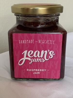 Jean's Raspberry Jam