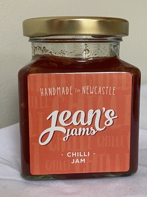 Jean's Chilli Jam