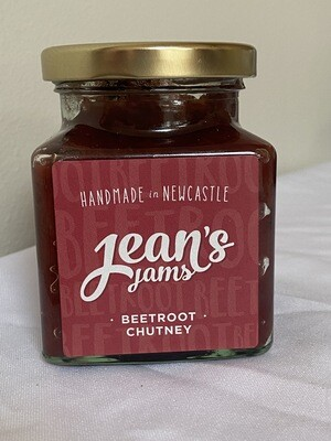 Jean's Beetroot Chutney
